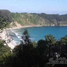 Beach of la Concha de Artedo