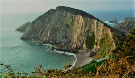 Playa del Silencio- Camino Ballotas